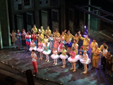 saluti finali - Billy Elliot Il Musical